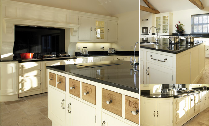 Luxury Kitchen Range